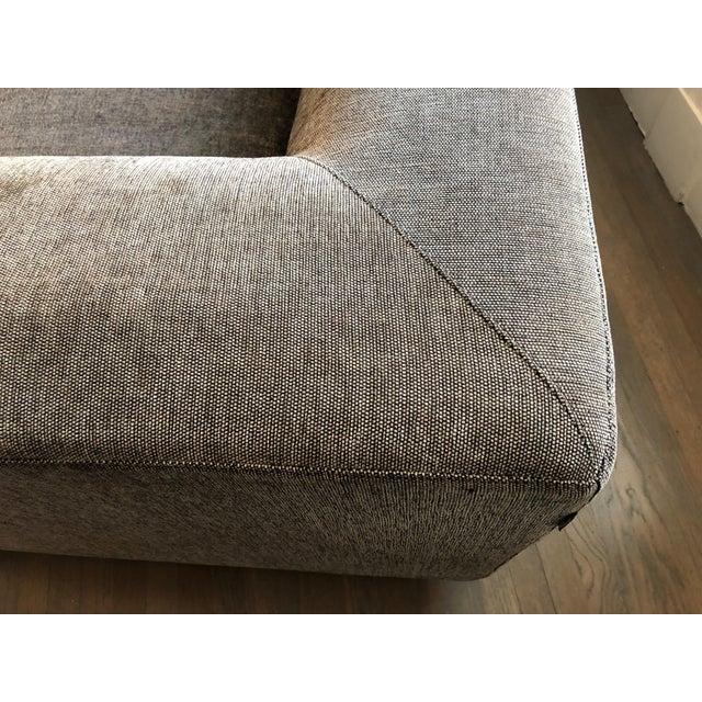 Bauhaus Roche Bobois Elixir Model Upholstered 4-Seat Sofa For Sale - Image 3 of 9