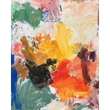 Image of Abstract Oil Painting, 'Finger Guns' by Sean Kratzert For Sale