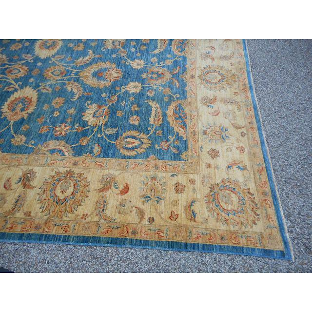 Oushak Design Hand Woven Oriental Rug - 8' X 11' - Image 8 of 11
