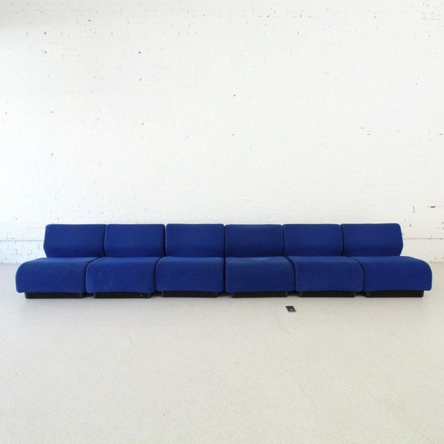 Herman Miller Original 6 Piece Herman Miller by Don Chadwick Sectional For Sale - Image 4 of 6