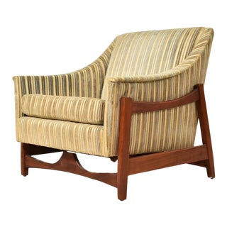 Dux Inc. By Folke Ohlsson Glider Lounge Chair For Sale