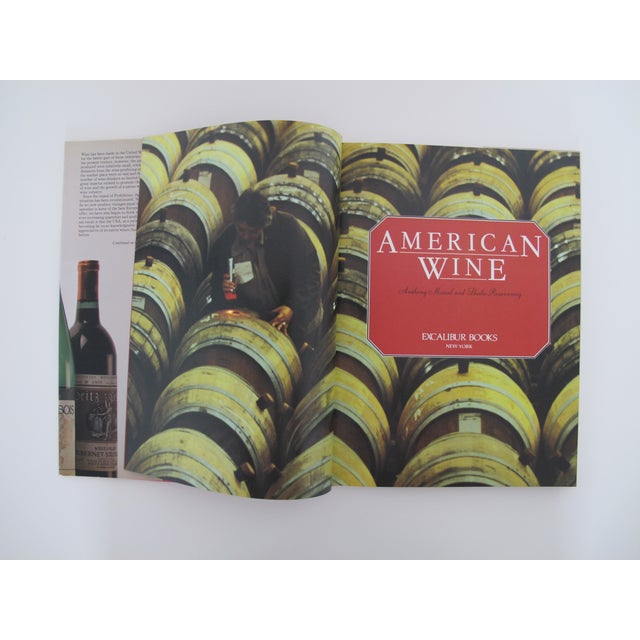 American Wine by Anthony Moeisel & Sheila Rosenz - Image 3 of 7