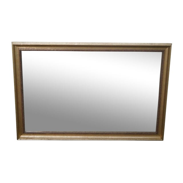 Louis XV Gold Frame Wall Mirror - Image 1 of 10