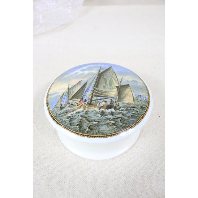 Late 19th Century English Pot Lid on Base For Sale - Image 5 of 5