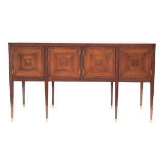 Elegant Mid-Century Modern Style Sideboard For Sale