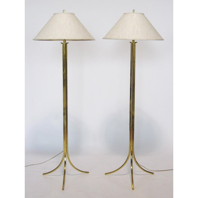 These elegant floor lamps by Lang-Levin are simply extraordinary. A masterful combination of refined design and...