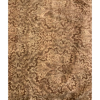 Holly Hunt Great Plains Velvet Palazzo Fabric For Sale
