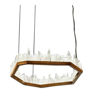 Downtown Modern Pendant Chandelier For Sale