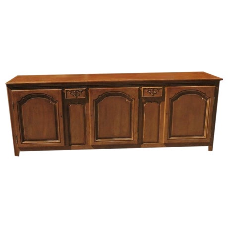 Baker Furniture Company Oak Country French Buffet - Image 1 of 5