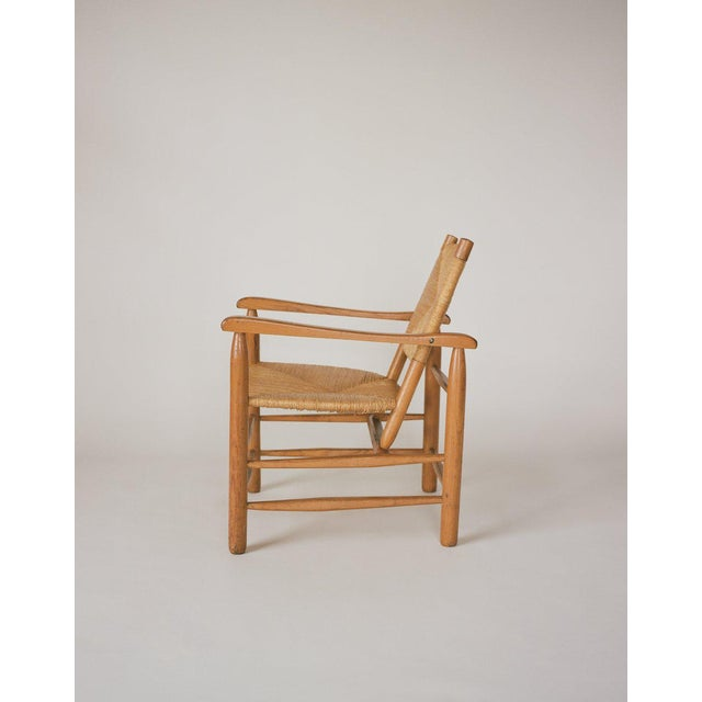 French Charlotte Perriand No. 21 Chair For Sale - Image 3 of 6