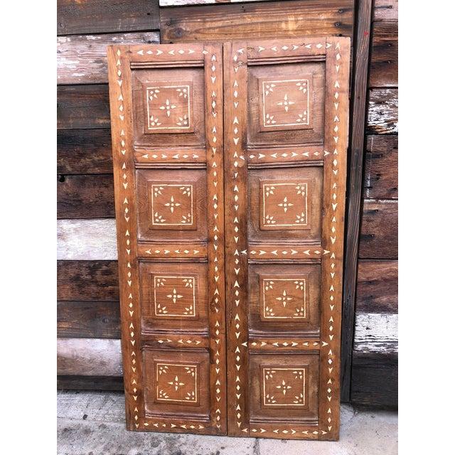 Antique Bone Inlay Door For Sale - Image 4 of 8