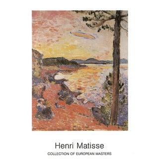 Henri Matisse-Le Gouter-1999 Poster For Sale