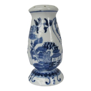 Blue Willow Sugar Shaker Muffiner For Sale