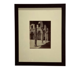 Antique Photograph of Mezquita Mosque and Cathedal For Sale