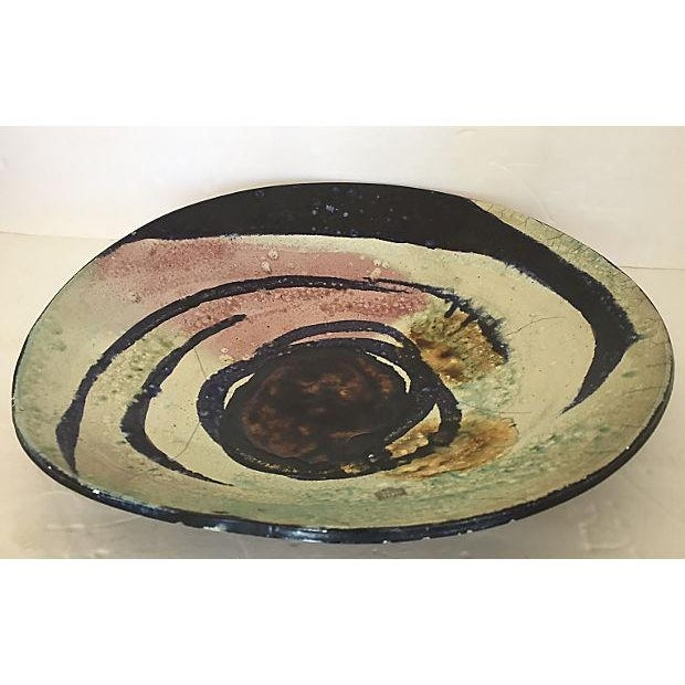 Large Art Pottery Centerpiece - Image 2 of 6