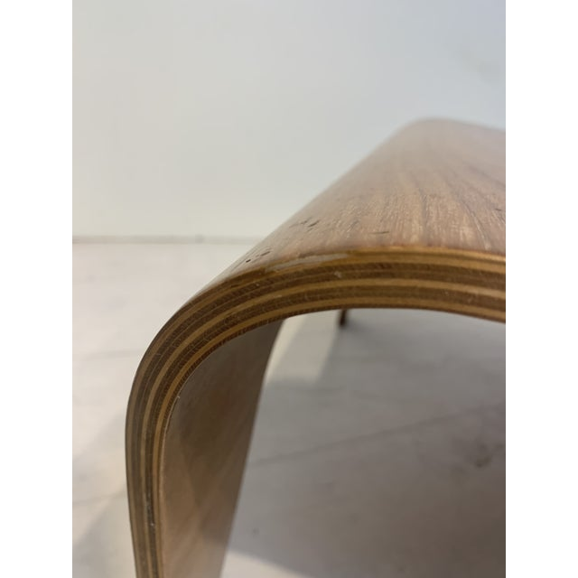 1930s Mid-Century Marcel Breuer for Isokon Design Low Side Table For Sale - Image 5 of 11