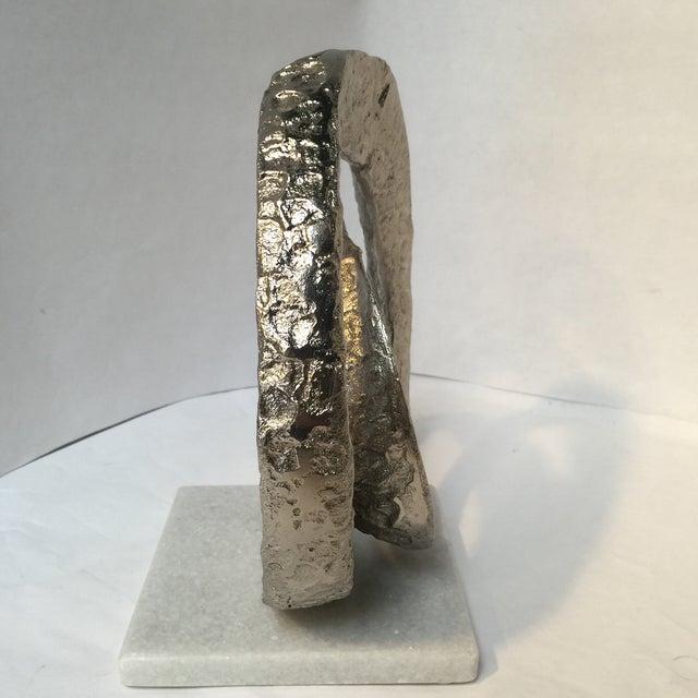 Brutalist Modern Sculpture For Sale In Sacramento - Image 6 of 7