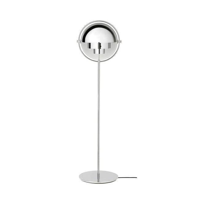 Not Yet Made - Made To Order Brass Louis Weisdorf 'Multi-Lite' Floor Lamp For Sale - Image 5 of 7