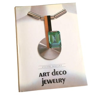 1989 Art Deco Jewelry by Sylvie Raulet