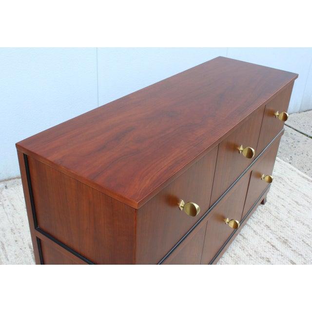 Gold Gilbert Rohde For Herman Miller Paldao Wood Dresser For Sale - Image 8 of 11