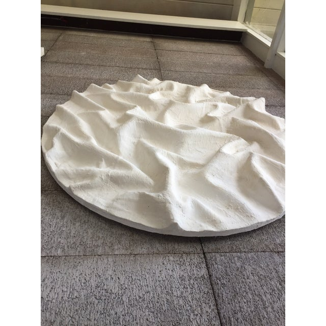 Minimalist Plaster Painting, 'Currents' For Sale In San Francisco - Image 6 of 9