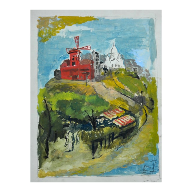 Pierre Sicard Painting For Sale