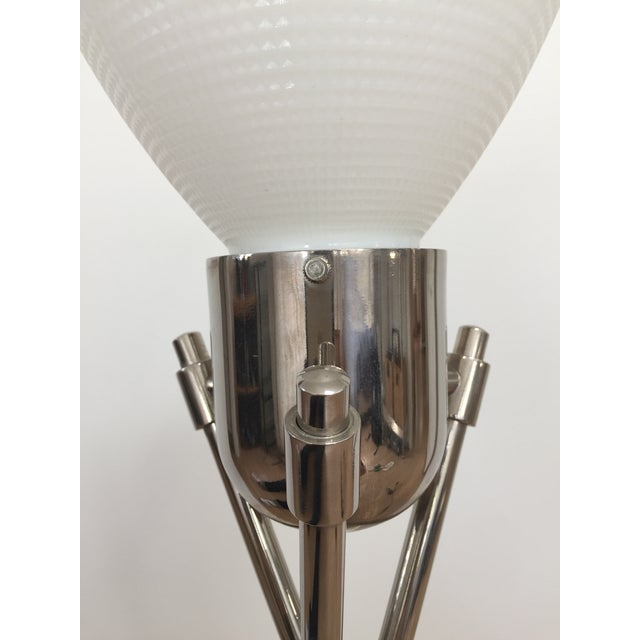 La Relco Italian Tripod Table Lamp For Sale In San Francisco - Image 6 of 11
