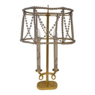 Vintage Mathieu Lustrerie Bouillotte Lamp For Sale