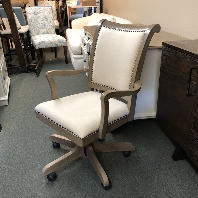 Terrific Coventry Desk Chair By Riverside Furniture Home Interior And Landscaping Palasignezvosmurscom