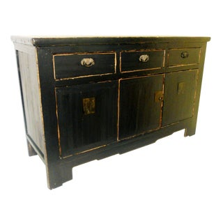 19th Centnury Antique Chinese Ming Sideboard For Sale