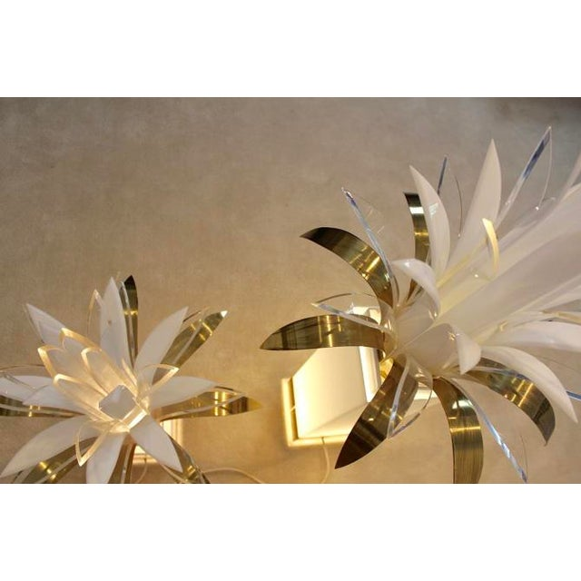 Sophisticated palm tree floor lamp by peter doff decaso palm tree floor lamp by peter doff image 7 of 10 aloadofball Gallery