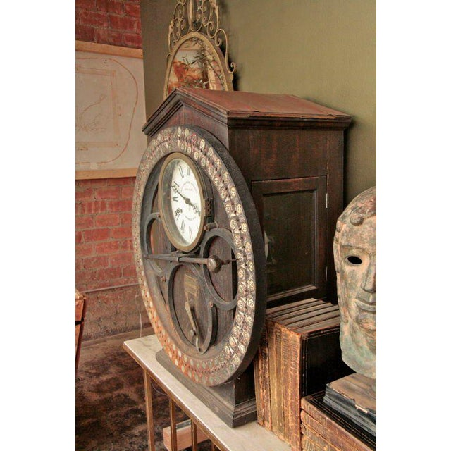 German Punching Clock 1920s For Sale - Image 4 of 10