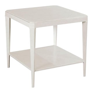 Square Side Table For Sale