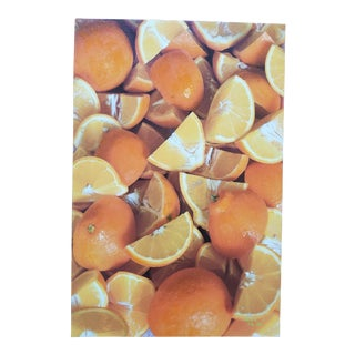 Chris Palin Giclee Print of Oranges For Sale