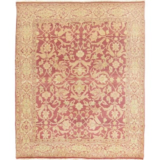 Mansour Authentic Handmade Agra Rug