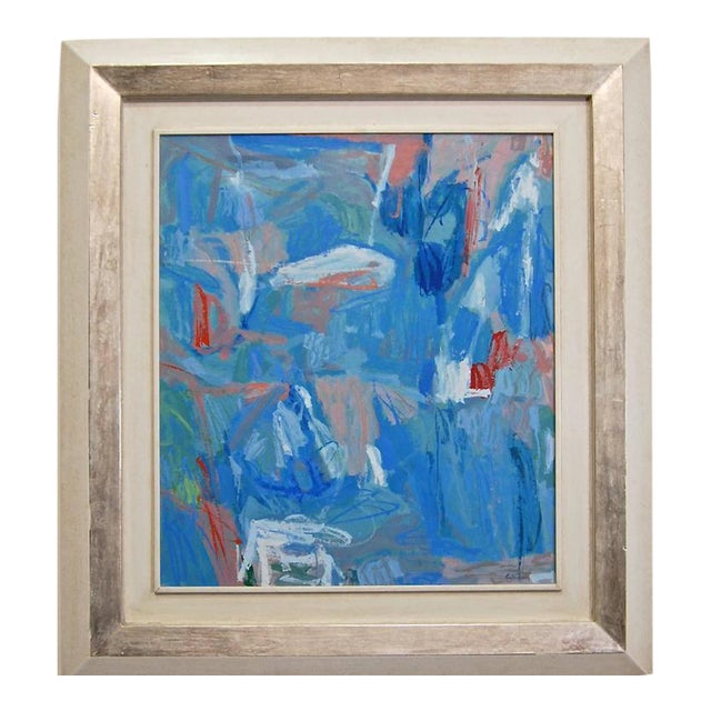 Abstract Contemporary Calamassi Alessandro Italian Painting For Sale