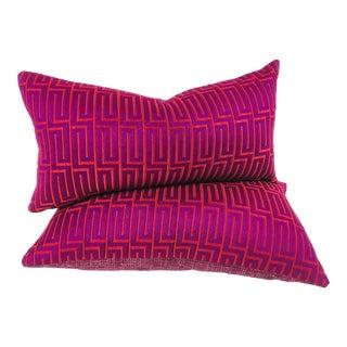 Vervain Lumbar Pillows - A Pair
