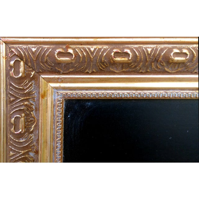 "Ballard Designs ""Acanthus"" Chalkboard - Image 3 of 4"