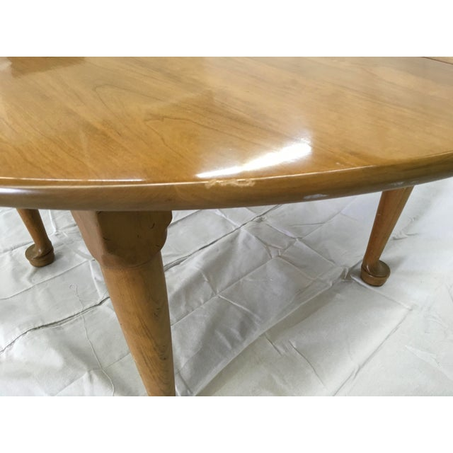 Stickley Dining Table - Image 2 of 10