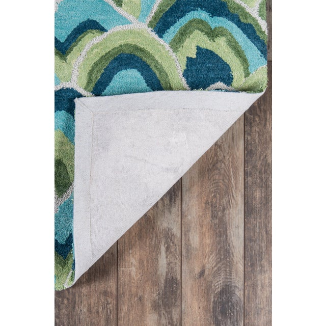 Madcap Cottage Embrace Cloud Club Green Area Rug 5' X 8' For Sale In Atlanta - Image 6 of 8