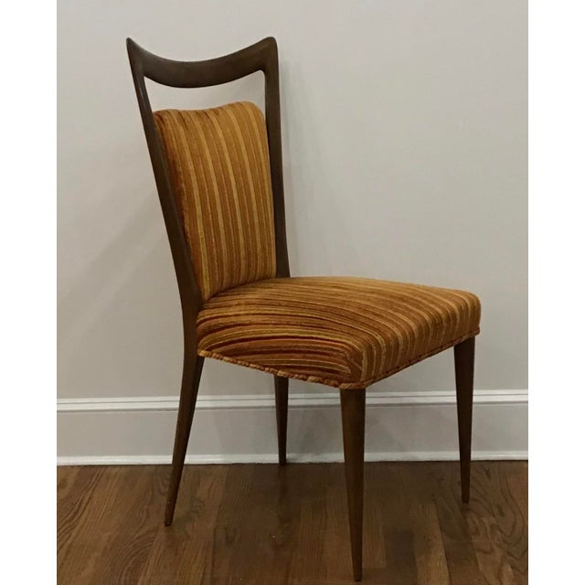 Wood 1950's Mid-Century Erno Fabry Dining Chairs- Set of 6 For Sale - Image 7 of 13