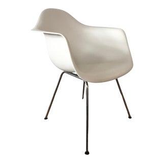 Eames for Herman Miller Molded Plastic Armchair For Sale