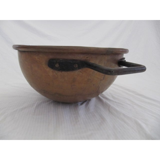 Copper Candy Cauldron For Sale - Image 5 of 9
