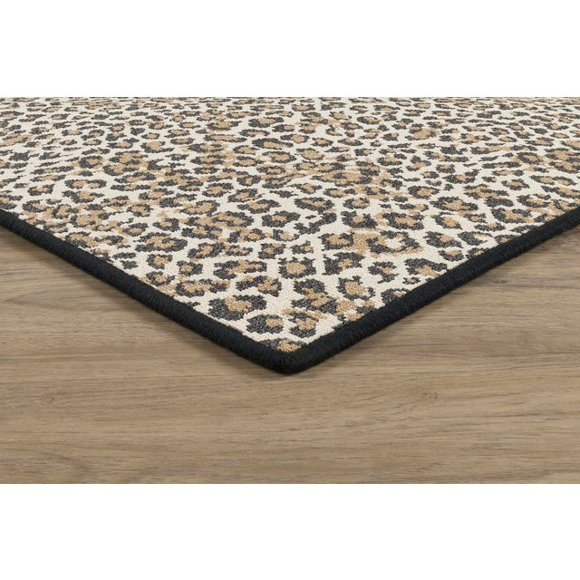 "Stark Studio Rugs Stark Studio Rugs, Wildlife, Sahara, 2'6"" X 12' For Sale - Image 4 of 6"