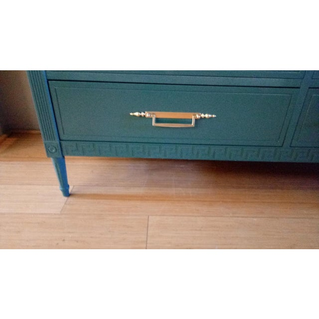 Furniture Guild of California Nine Drawer Dresser - Image 4 of 6