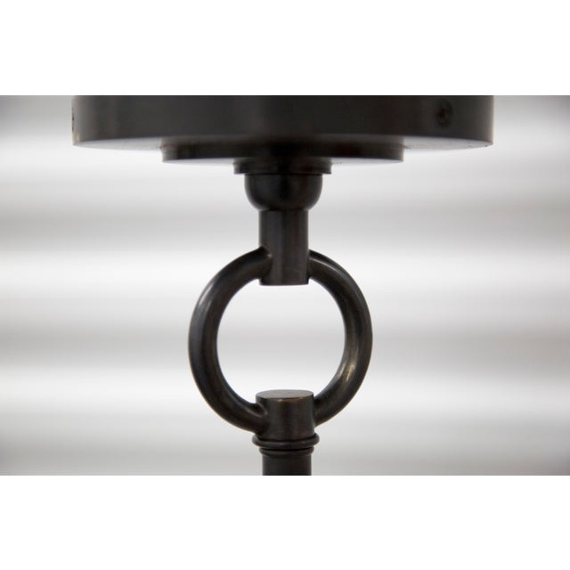 Thomas O'Brien Reed Pendant Light For Sale - Image 3 of 5