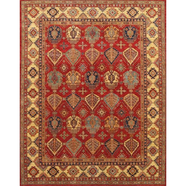 Tribal Collection Oriental Kazak Rub - 8'x10' - Image 1 of 1