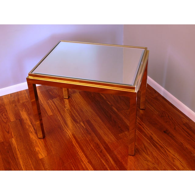 Willy Rizzo Style Occasional Table - Image 3 of 5
