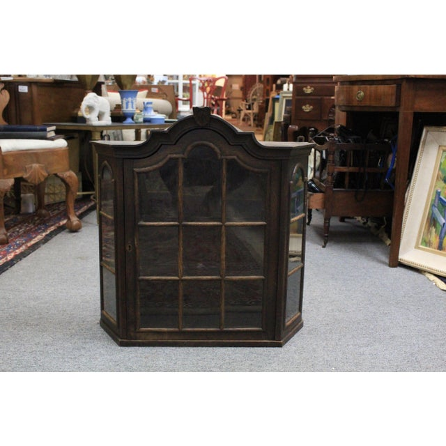 Dutch Hanging Cupboard For Sale In New York - Image 6 of 7