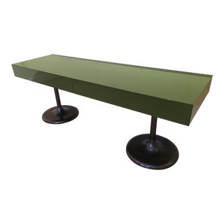 "Minotti ""Lane"" Modern Console Table"